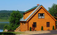 Real estate listings near the Great Sacandaga Lake