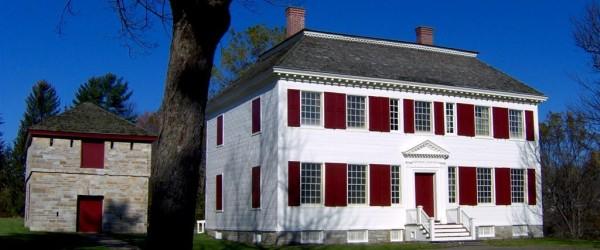Johnson Hall, Johnstown, New York