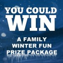 Winter Family Fun Prizes