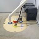 Waterproofing pump