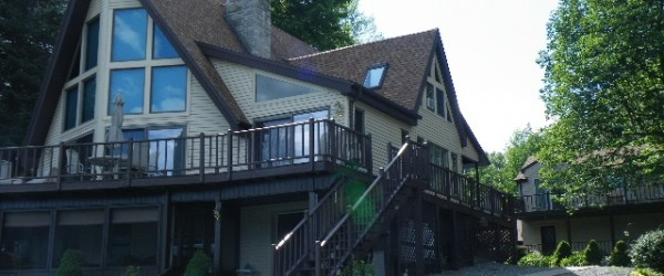 Lakefront Home for Sale, Great Sacandaga Lake