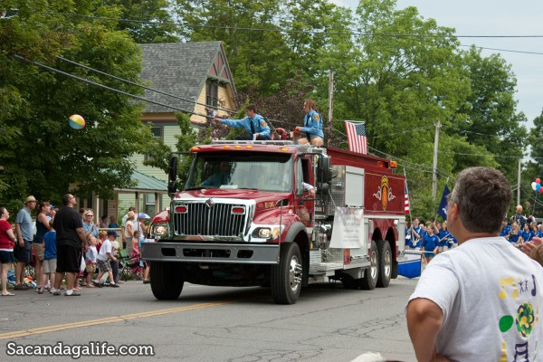 Northville 4th of July Parade
