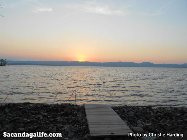 Great Sacandaga Lake Shoreline