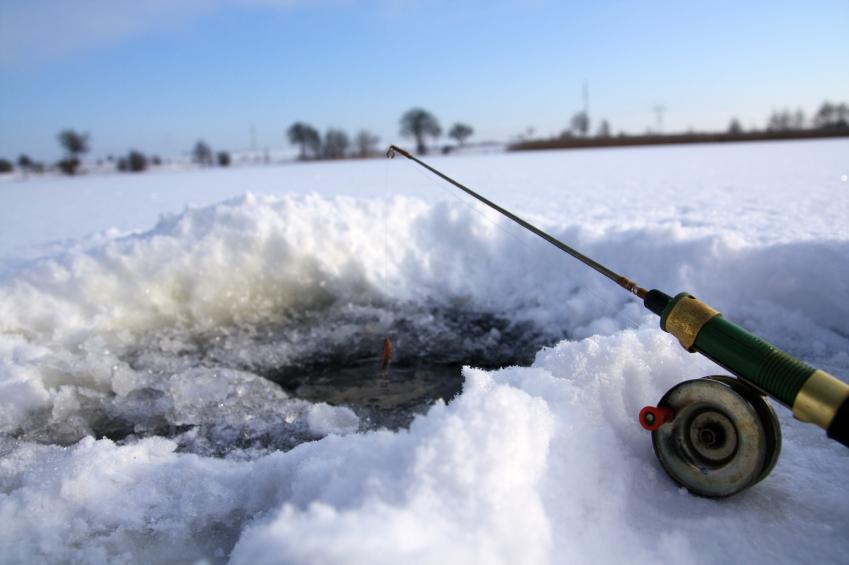 Great Sacandaga Lake Ice Fishing. DEC 2012 Ice Fishing Regulations