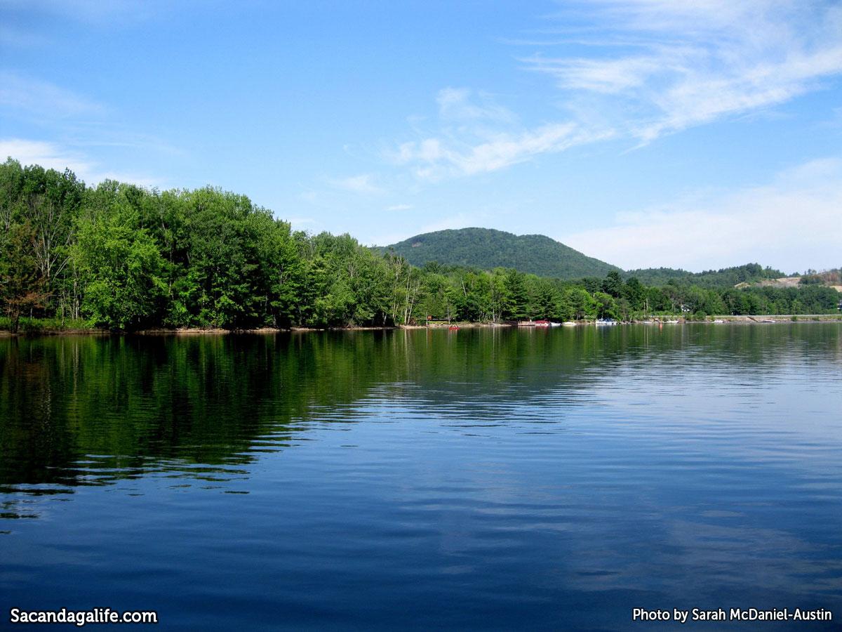 Great Sacandaga Lake photo taken near the Northville Bridge